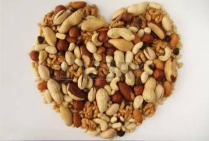 Nut heart